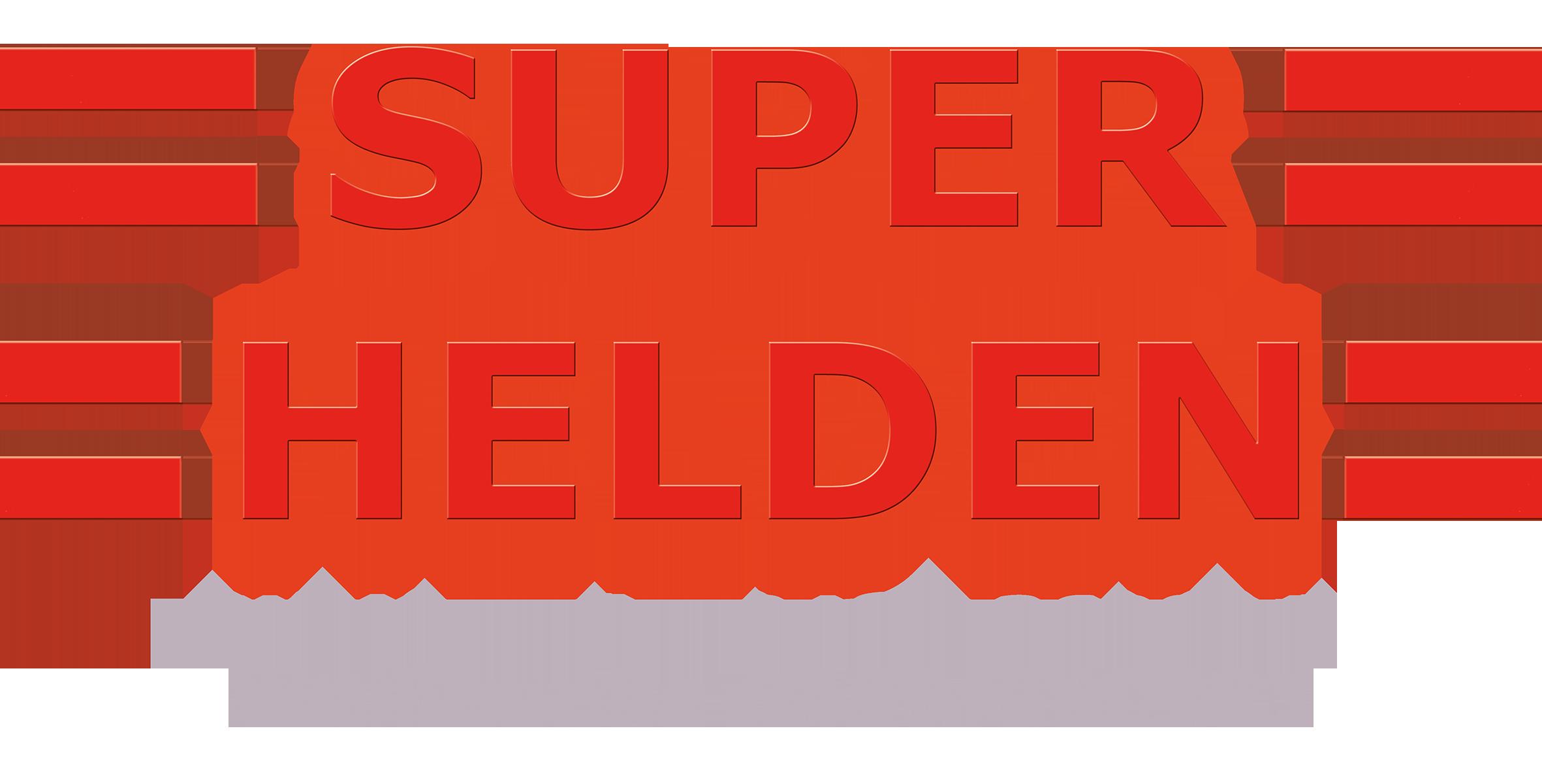Superhelden Plakat S1